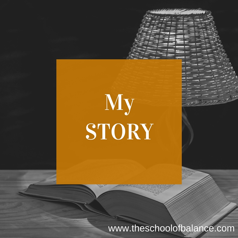 my Story blog