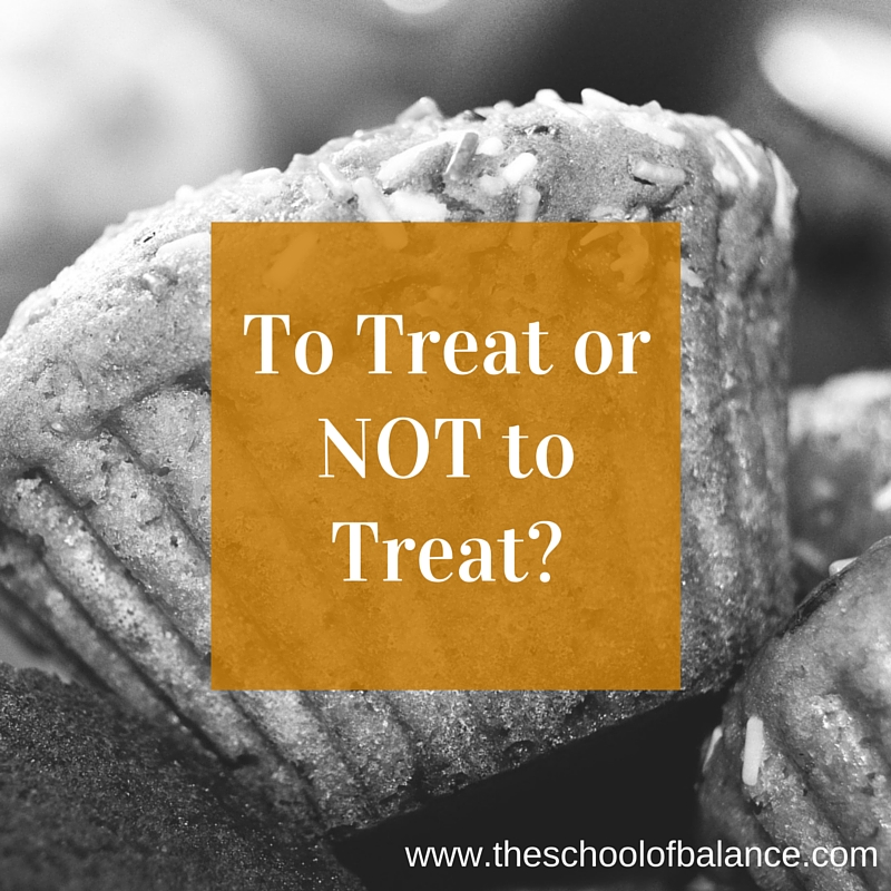 to treat or not to treat blog