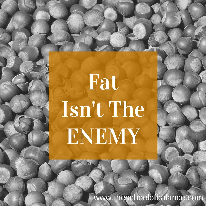 fat isn't the enemy blog