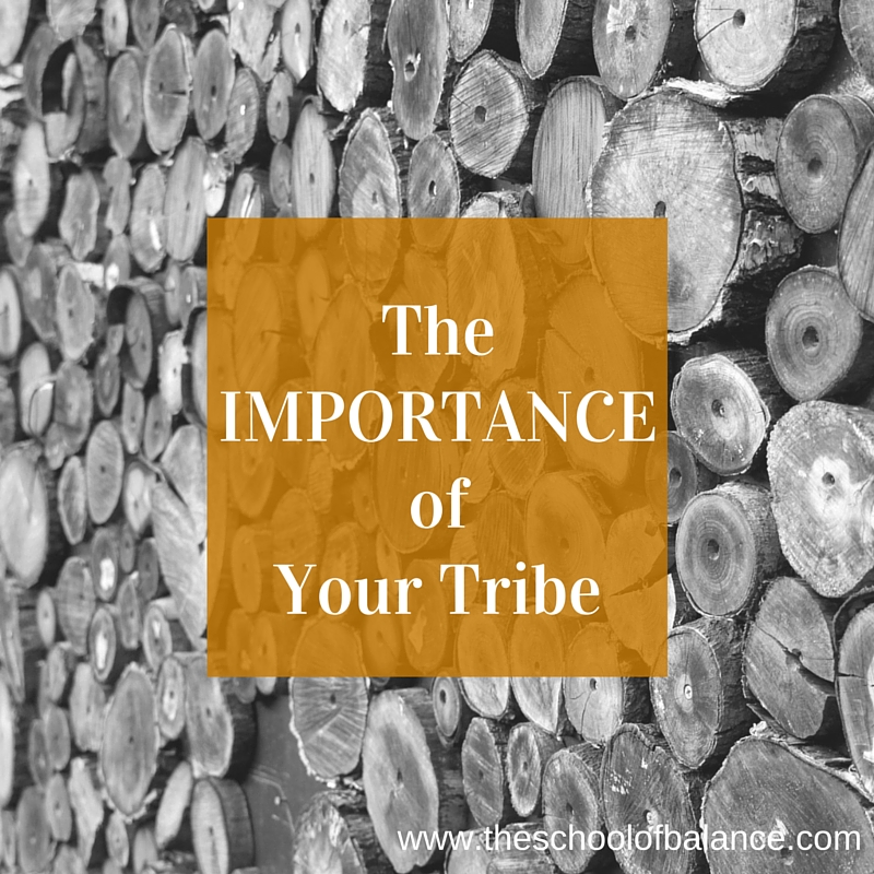 the importance of your tribe blog