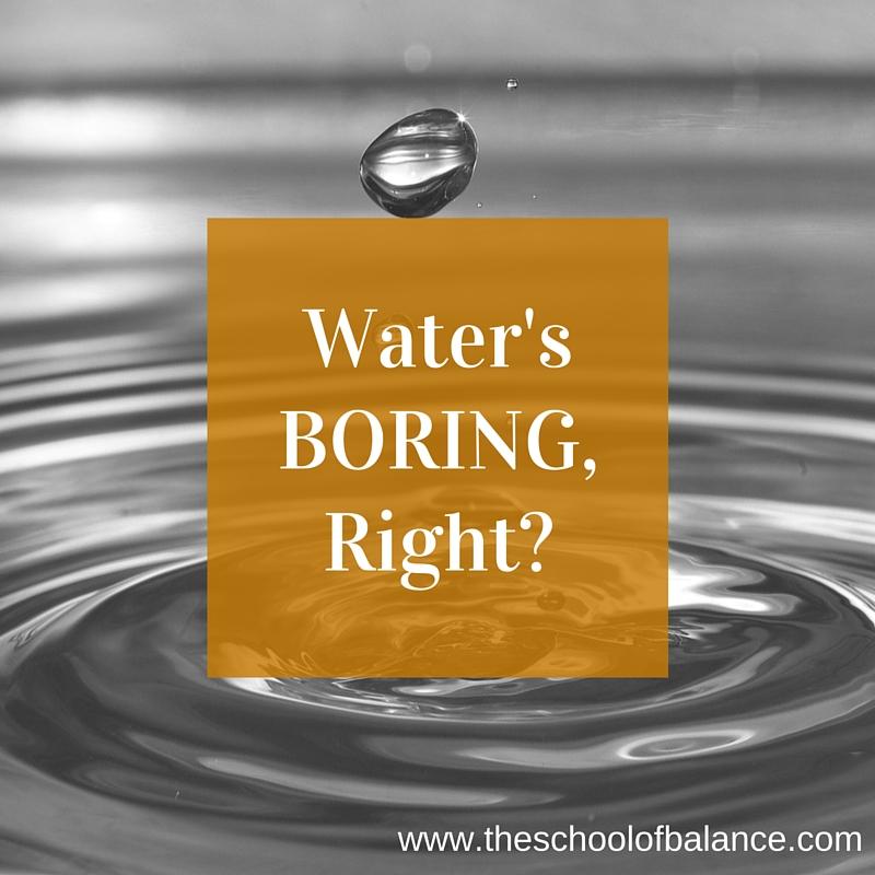 waters boring blog