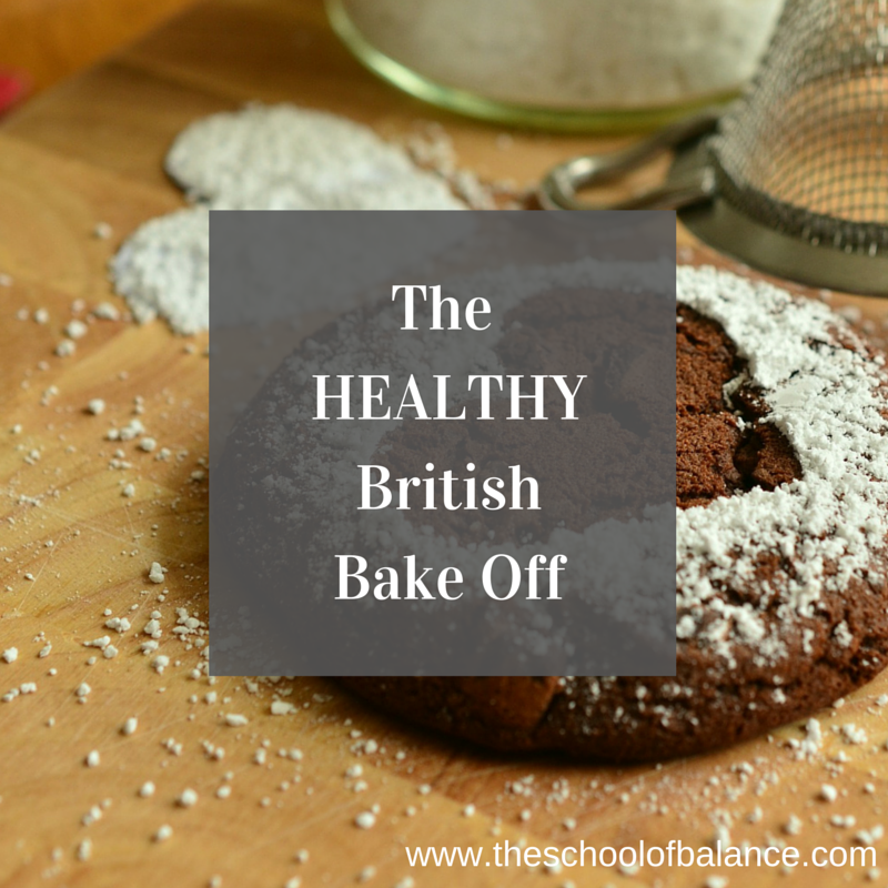The Healthy British Bake Off