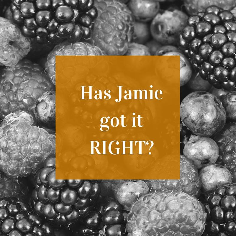 Jamie Oliver Blog